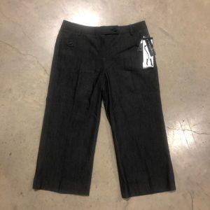 Sandro cropped denim pants
